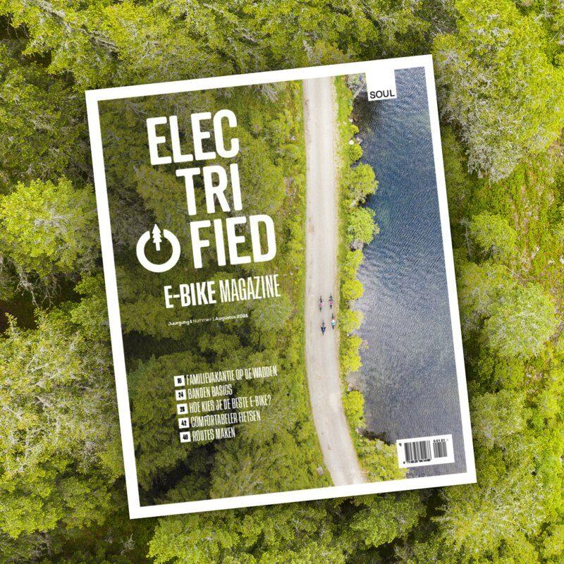 Electrified E Bike Magazine