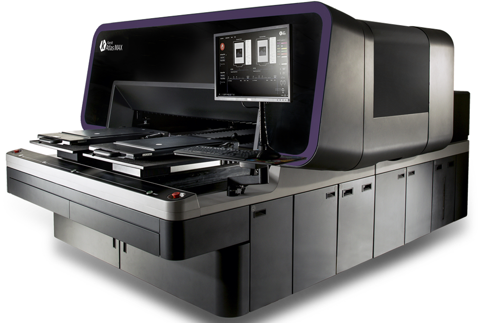 Kornit Atlas Ma Printer