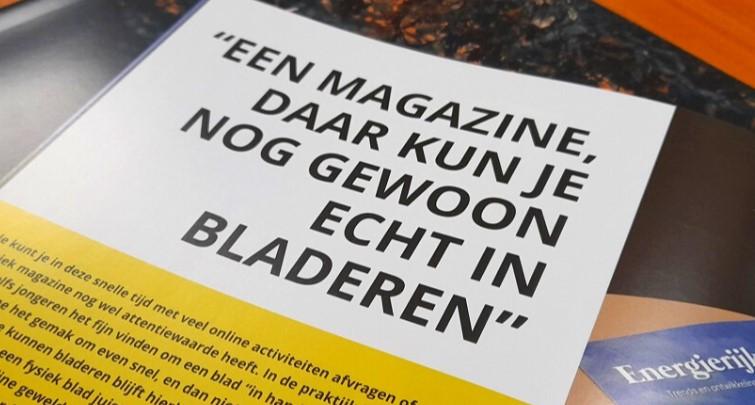 Power Magazine De Bink