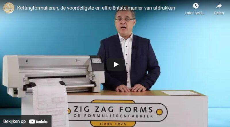 Zig Zag Forms
