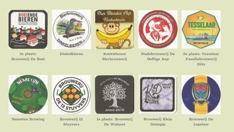 Top10 Bierviltjes