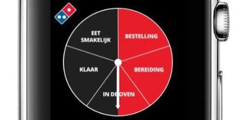 BB150727DominoPizzaApple Watch