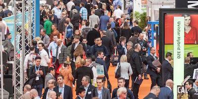 FESPA Digital 2016 menigte