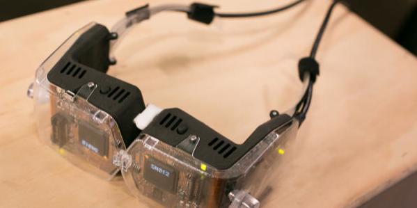 3D VR bril
