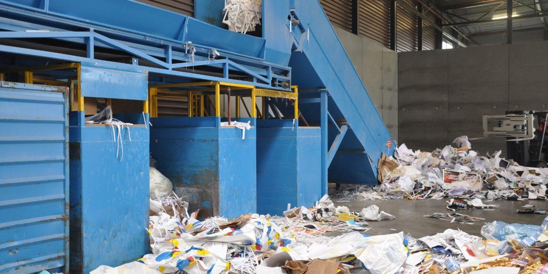 recycling oudpapier